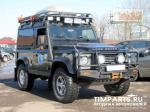 Land Rover Defender Москва