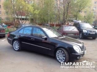 Mercedes-Benz E-class Махачкала